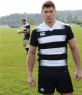 Canterbury Challenge Hooped Jersey