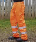 Warrior Delray Hi-Vis Trousers