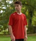Errea Liverpool Short Sleeve Football Shirt
