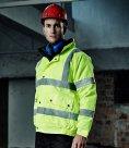 Regatta Hardwear Hi-Vis Bomber Jacket