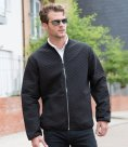 Result Urban Phantom Soft Shell Bomber Jacket