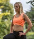 Spiro Ladies Impact Softex® Crop Top