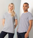 SF Unisex Striped T-Shirt