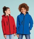 SOL'S Kids Replay Hooded Soft Shell Jacket