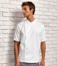 Premier Short Sleeve Chef's Tunic