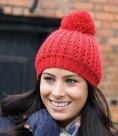 Result Knitted Flute Hat