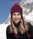 Result Glacier Pom Pom Hat