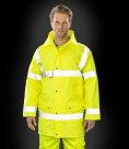 Result Safe-Guard Hi-Vis Safety Jacket