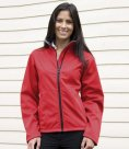 Result Core Ladies Soft Shell Jacket