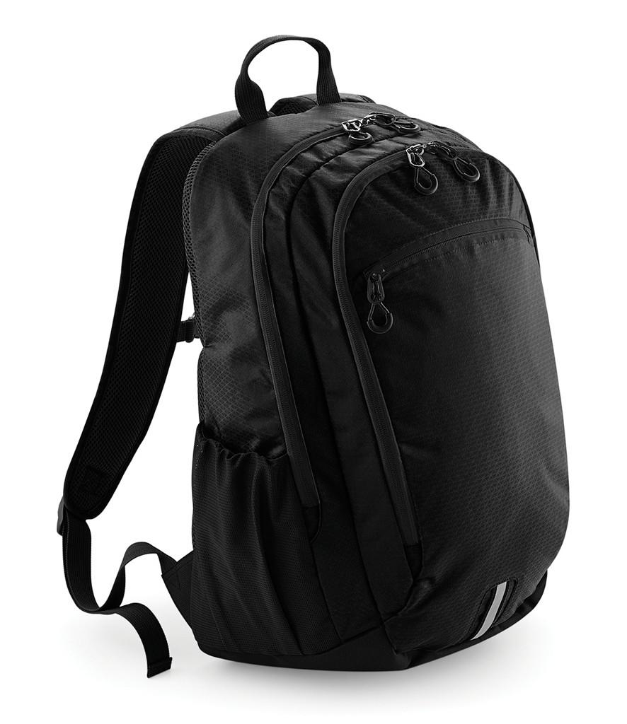 QUADRA Borsa Zaino Endeavour in viaggio a tracolla tracolla a scuola Zaino Laptop 3094f9