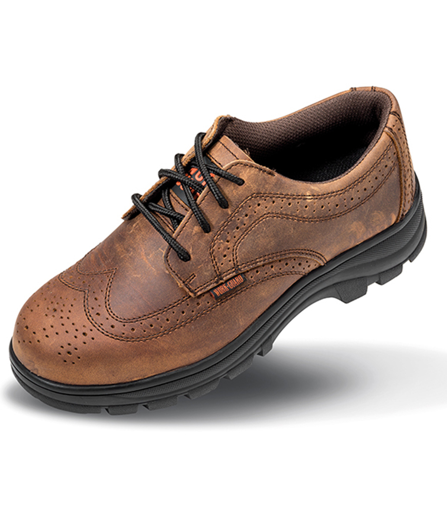 Result Work-Guard - S1P Managers Brogues - Composite Steel Toe Caps - Composite - Soles ed7f28