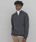 Ecologie Unisex Wakhan 1/4 Zip Knit Sweater