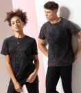 SF Unisex Washed Band T-Shirt