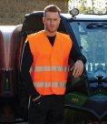 Portwest Hi-Vis Two Band Vest