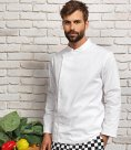 Premier Culinary Long Sleeve Pull On Chef's Tunic
