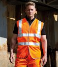 Result Safe-Guard Hi-Vis Vest