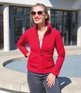 Result Ladies Horizon Compact Density Micro Fleece Jacket