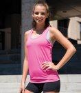 Spiro Ladies Impact Softex® Fitness Top