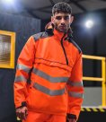Tactical Threads Hi-Vis Overhead Bomber Jacket