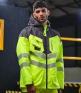 Tactical Threads Hi-Vis Parka Jacket