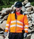 Portwest PW3 Hi-Vis Soft Shell Jacket