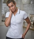 Tee Jays Ladies Luxury Stretch Tipped Polo Shirt
