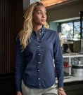 Tee Jays Ladies Long Sleeve Casual Twill Shirt