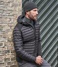 Tee Jays Crossover Hooded Padded Outdoor Jacket