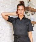 Bargear Ladies Short Sleeve Tailored Shirt