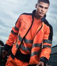 Regatta Hi-Vis Pro Contrast Soft Shell Jacket