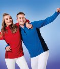 Regatta Standout Unisex Ashmore Zip Neck Fleece