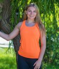 Spiro Impact Ladies Softex® Fitness Top
