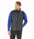 Result Black Compass Padded Gilet