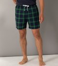 SF Men Tartan Lounge Shorts