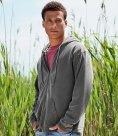 Comfort Colors Full Zip Hooded Sweatshirt