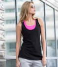 SF Ladies Slub Vest