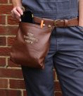 Joseph Alan Detachable Leather Pocket