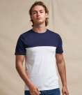 AWDis Unisex Colour Block T-Shirt