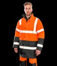 Result Core Motorway Two Tone Safety Jacket