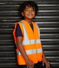 Pro RTX High Visibility Kids Waistcoat