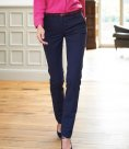 Brook Taverner Ladies Houston Slim Leg Chino Trousers