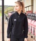 Canterbury Ladies Team Zip Neck Micro Fleece