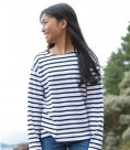 Mantis Kids Breton Long Sleeve T-Shirt