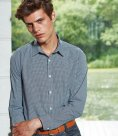 Premier Gingham Long Sleeve Shirt