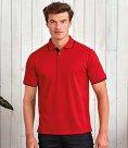 Premier Contrast Coolchecker® Piqué Polo Shirt