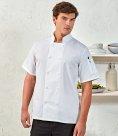 Premier Short Sleeve Chef's Jacket