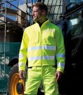 Result Safe-Guard Hi-Vis Soft Shell Jacket