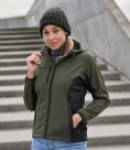 Tee Jays Ladies Lightweight Performance Hooded Soft Shell Jacket