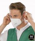 Result FFP2 4-Ply Respirator Mask