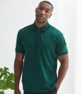 Henbury Recycled Polyester Piqué Polo Shirt